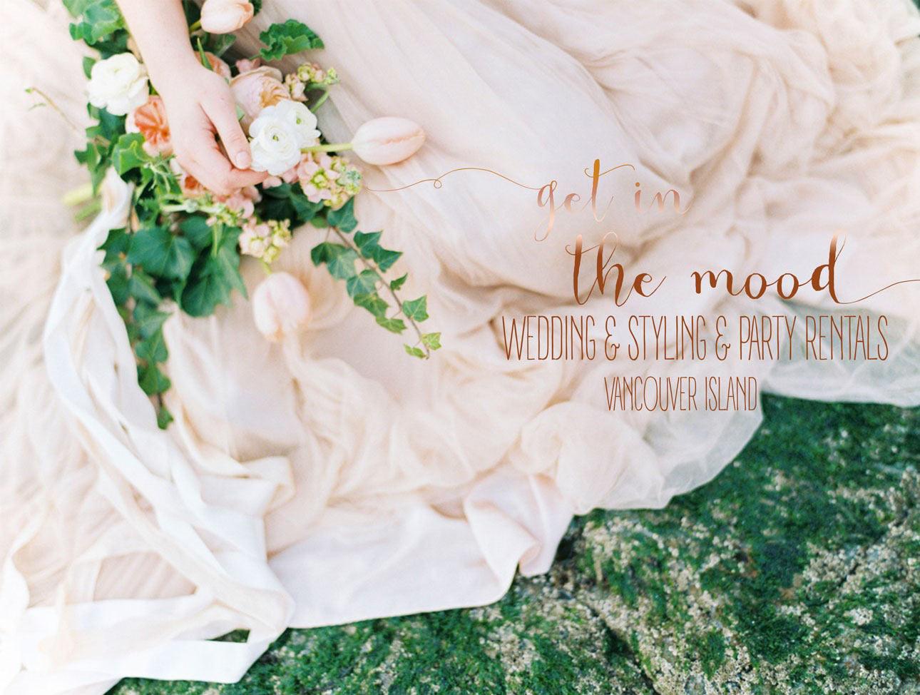 header image of bride to represent wedding planning company