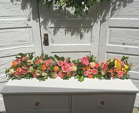 floral decor in Victoria
